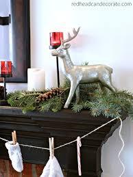 Christmas Home Decorators Christmas Mantel U0026 Home Decorators Collection 500 00 Giveaway
