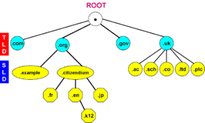 Domain Naming System Dns Tech by Domain Name System Encyclopedia Article Citizendium