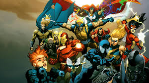 marvel superheroes wallpaper wallpapers browse