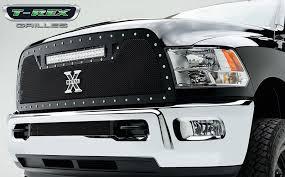 12 Light Bar Rex 6314521 2013 Dodge Ram 1500 Torch Series Led Light Grille