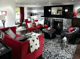 grey black and white living room black grey and white living room ideas red black white living room