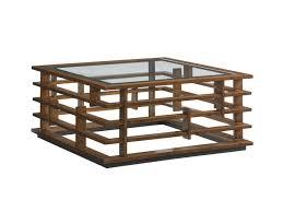 twilight bay wyatt coffee table furniture lexington coffee table twilight bay wyatt glass cascade
