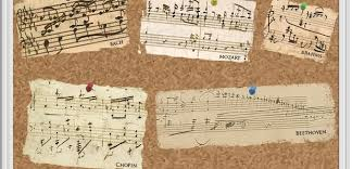 what did the great composers u0027 handwriting look like classic fm