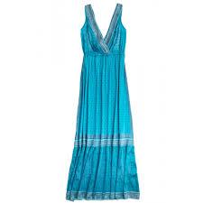 calypso st barth dress ohbi block printed stretch silk maxi