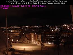 northern lights live cam tromsø webcams virtual tromsø the best unofficial tourist