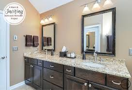 a warm u0026 inviting bathroom remodel home remodeling contractors