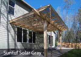 Transparent Patio Roof Suntuf Corrugated Polycarbonate Palram Americas