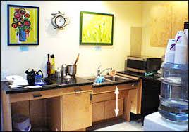 Designer Height Adjustable Electric Kitchen Sink Accessible Design - Ada kitchen sink