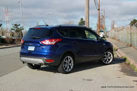 Ford Escape Fuel Economy - review 2013 ford escape titanium take two video the truth