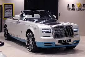 roll royce coupe last of last rolls royce phantom vii drophead coupe now on sale in