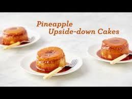 mini pineapple upside down cakes martha stewart domino sugar