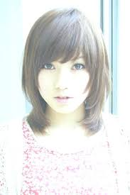 haircuts with description layered short haircuts with side bangs asian short hairstyles with