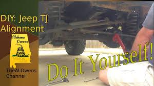 1997 jeep wrangler problems diy jeep tj alignment