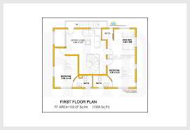 Ground Floor And First Floor Plan by Tamil Nadu Home Plans And Designs Amazing House Plans