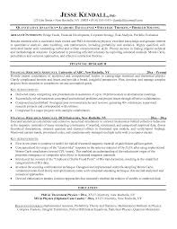 Sample Server Resume by Resume For Research Resume For Your Job Application
