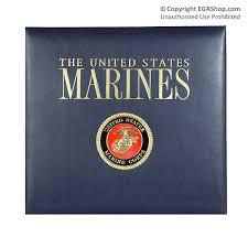 leather scrapbooks leather marine corps scrapbook album scrapbook through your