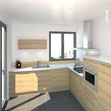 cuisine plan travail bois cuisine blanche plan de travail bois plan de cuisine bois free