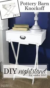 Pottery Barn Knock Off Desk 648 Best Knock Off Decor Images On Pinterest Diy Home And Crafts