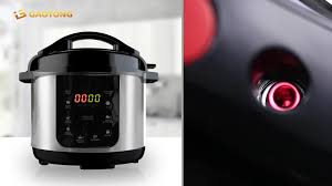 20 programmable cooking functions over heating protection safety