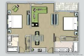 2 Bedroom Suite Hotels | hotels with 2 bedroom suites floor plan two bedroom suite hotels 2
