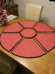 outdoor placemats for round table round table mats easybooking me