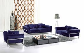 Livingroom Furniture Sets by Modern Blue Sofa As Living Room Furniture Sets 5836 Home