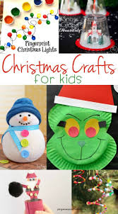 christmas crafts for kids winter breaks craft and daycare crafts