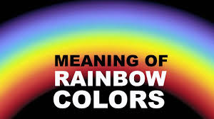 7 colors of rainbow its meaning and significance youtube