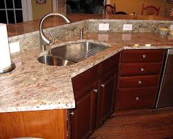 multi level kitchen island with granite countertops angie u0027s list