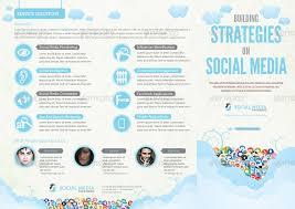 social media brochure template sem template social media template new 2017