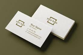 minimalist business card template business card templates