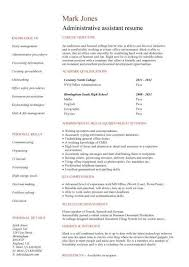 Examples Of Resumes For Office Jobs by 210 Best Sample Resumes Images On Pinterest Sample Resume