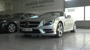 mercedes espa l mercedes sl500 review en español prueba test supercars of