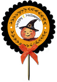 halloween cupcake toppers jennifer michie