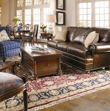Camelback Leather Sofa by Furniture Thomasville Sectionals Thomasville Leather Reclining