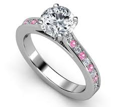 rings pink stones images Would you wear this e ring jpg