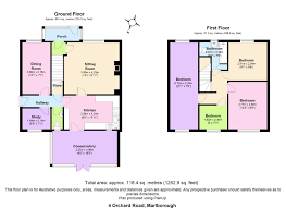 4 bedroom property for sale in orchard road marlborough
