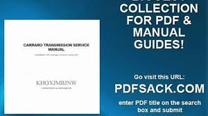 carraro transmission service manual 100 images antonio carraro