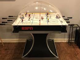 bubble hockey table reviews dome hockey table st blues deluxe dome bubble hockey table dome