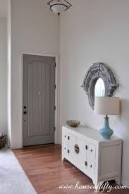 painted interior doors sherwin williams porpoise love it
