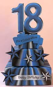 tiered box cake male 18th or 21st cup318301 1072 craftsuprint
