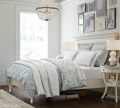 Pottery Barn Celeste Chandelier Jessie Organic Duvet Cover U0026 Sham Pottery Barn I Pinned This