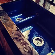 Blue Kitchen Sink Kitchen Sinks Stenskivor Sweden Marble And Granite Countertops
