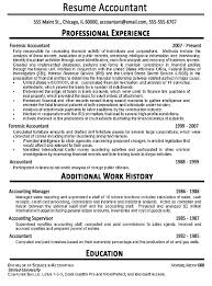 exle of accountant resume accountant resume exle2 exle sle cpa templates vasgroup co