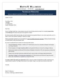 sample cover letter for cto executive resume writing service it