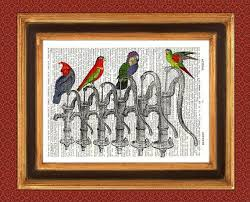 Items Similar To Art Print - 152 best dictionary art prints images on pinterest dictionary