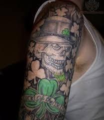 tattoo meaning pride irish pride gang small shoulder meaning tattoos men design idea