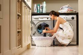 How Big Is A Powder Room How Large Is A Full Load Of Laundry