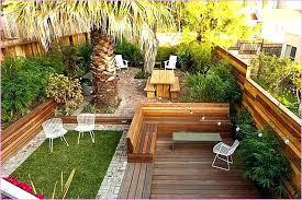 Decking Ideas For Sloping Garden Sloped Backyard Landscaping Ideas Sloped Backyard Amazing Sloped