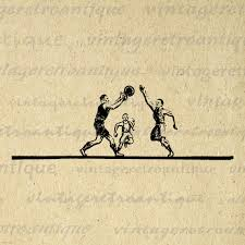 printable art business digital printable vintage basketball players download everything